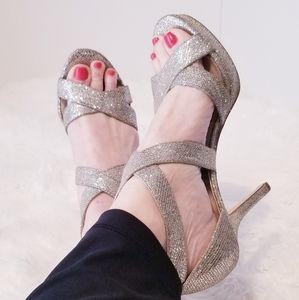 Gorgeous Michael Kors Heels Size 8